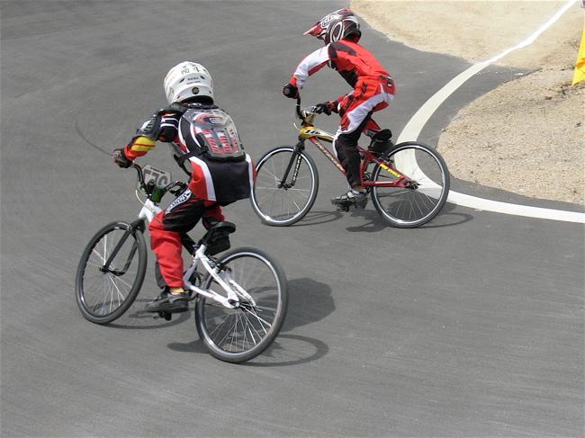 2007JBMXFジャパンシリーズ西日本選手権VOL4 Day1年齢別クラス予選の画像垂れ流しその2_b0065730_22581921.jpg