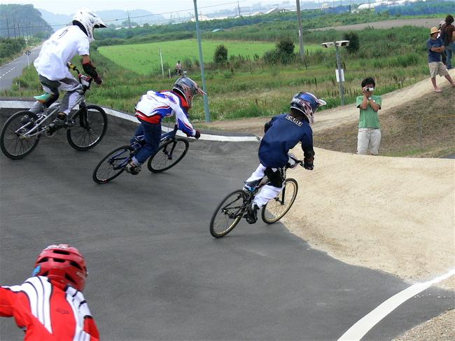 2007JBMXFジャパンシリーズ西日本選手権VOL4 Day1年齢別クラス予選の画像垂れ流しその2_b0065730_230228.jpg
