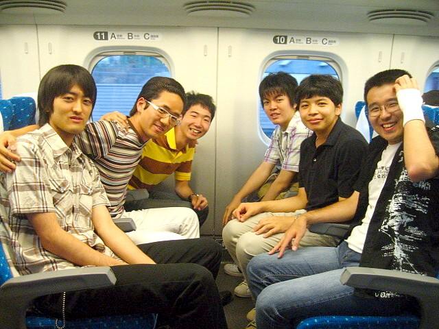 N700系デビューツアー(前編)_e0081247_012771.jpg