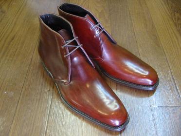 お客様の靴紹介です_b0081010_1773638.jpg