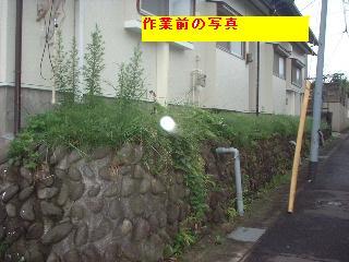 賃貸草刈と鍵交換_f0031037_14193940.jpg