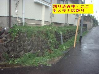 賃貸草刈と鍵交換_f0031037_14195768.jpg