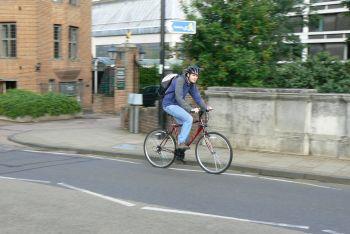 自転車通勤事情3 : 自転車通勤 ...