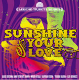 SUNSHINE OF YOUR LOVE / V.A. (JEFF SATO project)_d0114507_18343662.jpg