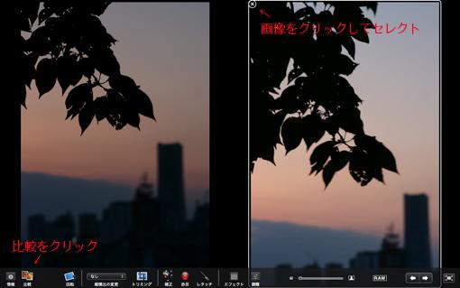 撮影画像を比較する_f0100215_20492332.jpg