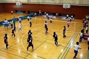 練習試合【バレーボール】_d0010630_1451640.jpg