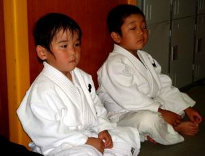 柔道スポーツ少年団昇級審査会_d0010630_9151226.jpg
