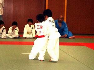 柔道スポーツ少年団昇級審査会_d0010630_9152225.jpg