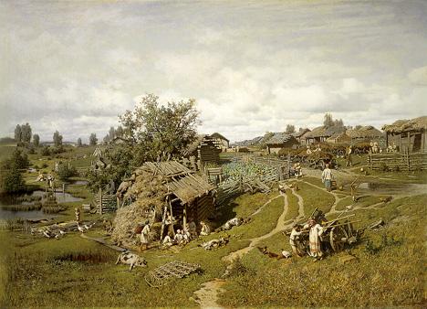 国立ロシア美術館展/ロシア絵画の真髄_d0037951_1202326.jpg