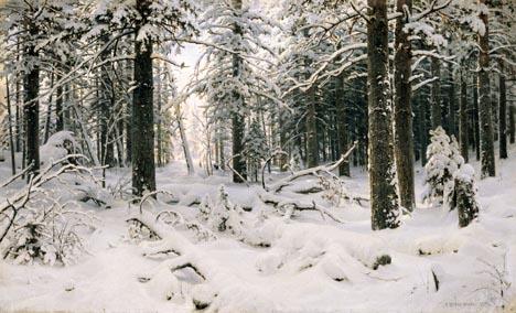 国立ロシア美術館展/ロシア絵画の真髄_d0037951_12544926.jpg