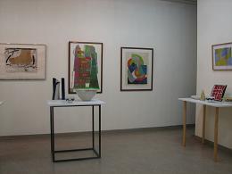 大沢昌助絵付陶器とコレクション展_c0122967_17574128.jpg