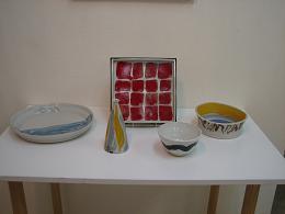 大沢昌助絵付陶器とコレクション展_c0122967_17581120.jpg