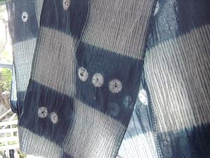 2007年7月5日(木)〜藍染め浴衣の会_d0073371_23503859.jpg