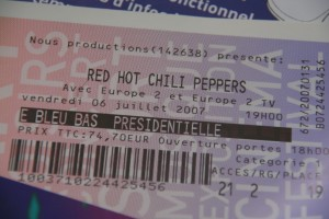 Red Hot Chili Peppers*_d0049723_6103873.jpg