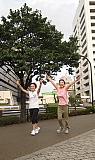 七夕マラソンに願いをこめて。_d0046025_18185811.jpg