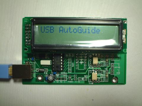 Coming Soon!! 液晶表示付き WEBカメラガイド基板 USB_c0061727_0154021.jpg