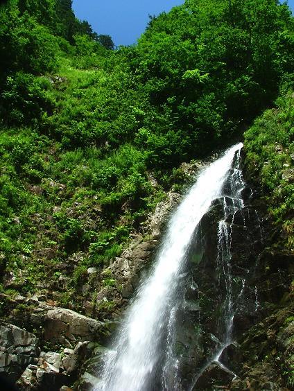 白神山地・暗門の滝(第三)_d0123528_995838.jpg
