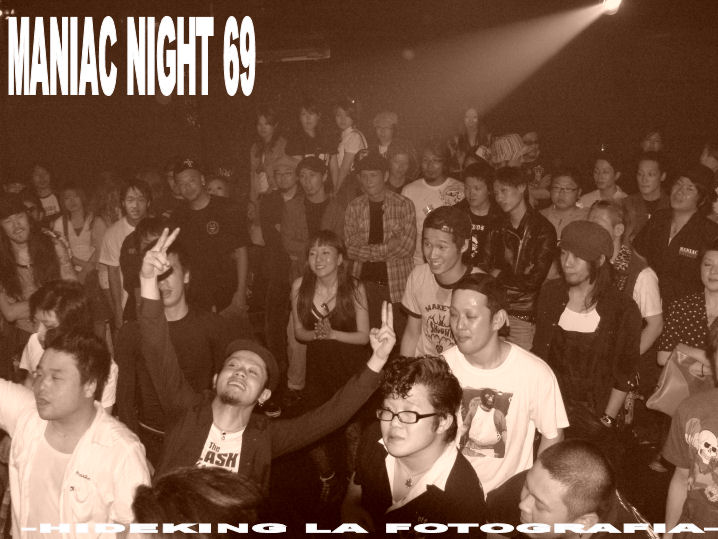 ☆MANIAC NIGHT BAND☆_e0083143_14252023.jpg