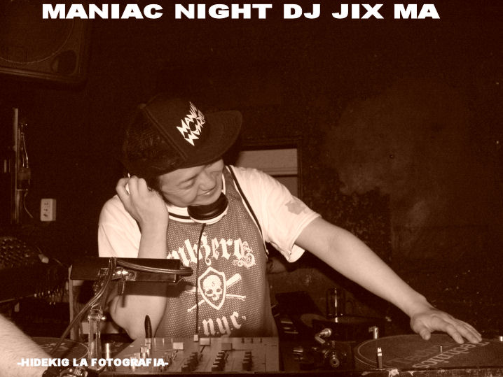 ☆MANIAC NIGHT BAND☆_e0083143_142572.jpg