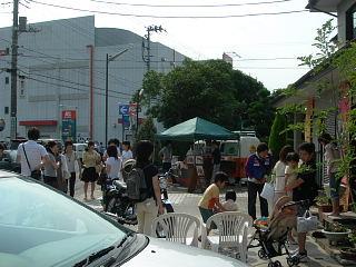 つくばハウスドットコム・カフェ&ギャラリー大成功_e0109554_1945344.jpg