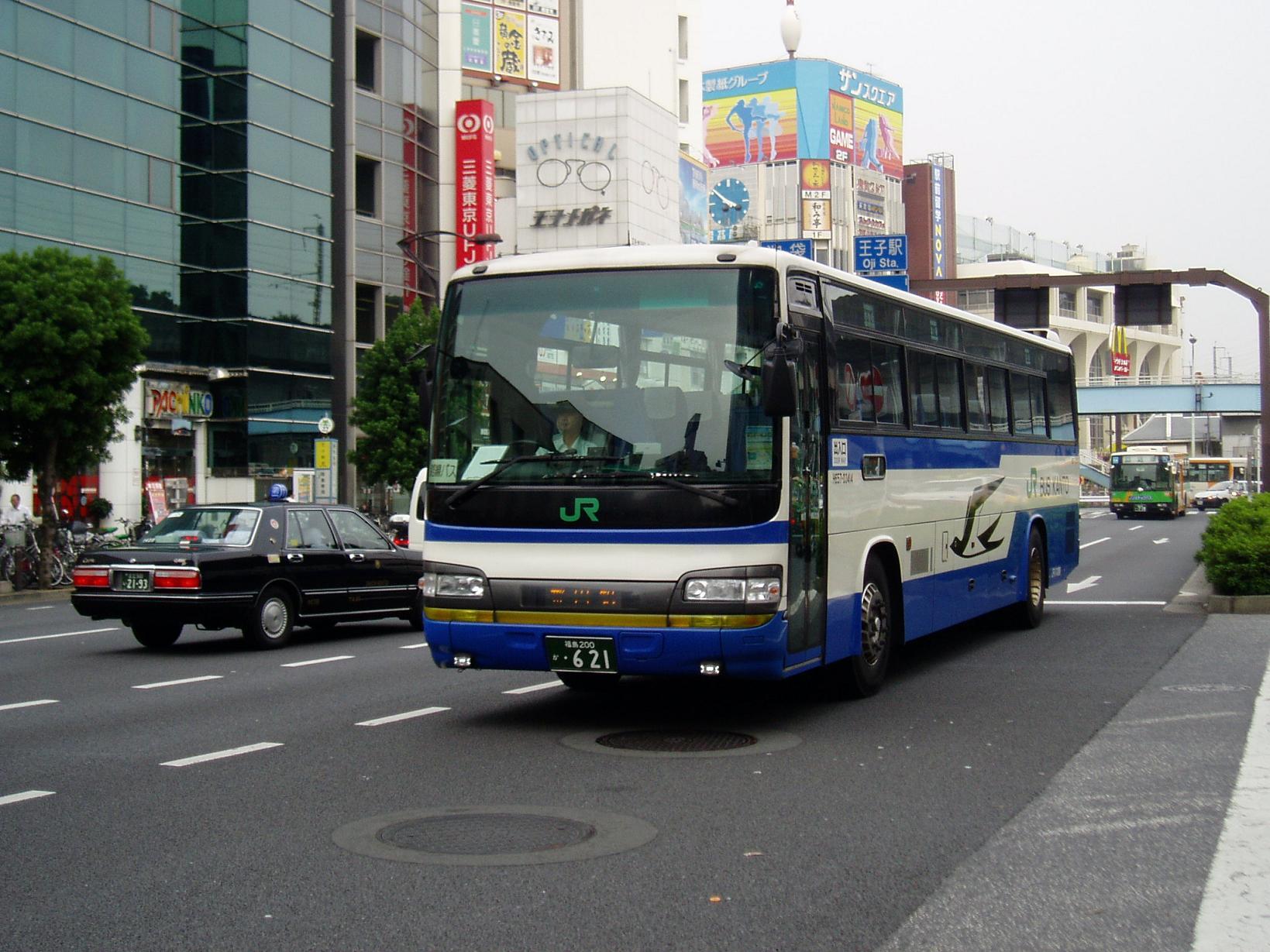 JRバス関東(新宿駅新南口 ...