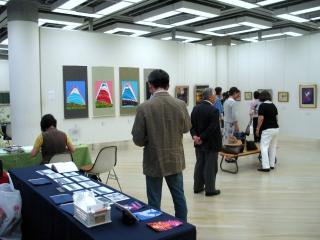 新生美術会 関東支部展が盛況の中、7月8日に閉幕しました。_e0010418_1151246.jpg