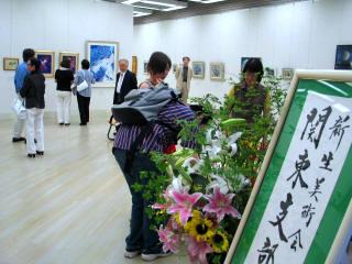 新生美術会 関東支部展が盛況の中、7月8日に閉幕しました。_e0010418_11551.jpg