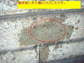 石塀修理と明日の準備と契約その他・・・_f0031037_19302217.jpg