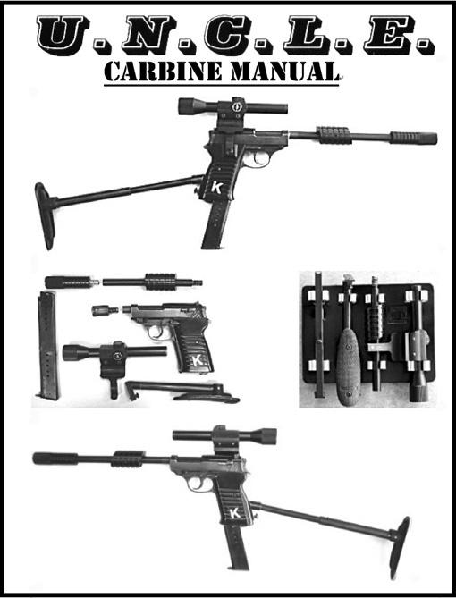 U.N.C.L.E. CARBINE MANUAL  vol.1_a0077842_9175630.jpg