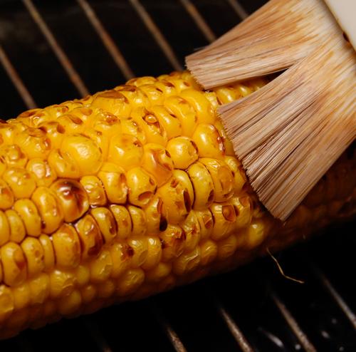 トウモロコシの焼き方_a0003650_20494660.jpg