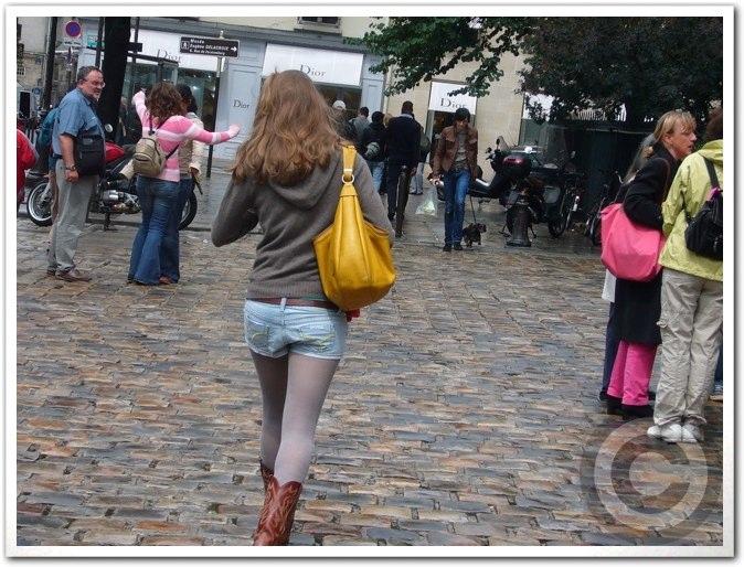 ■街角の人(パリ)_a0008105_19165787.jpg
