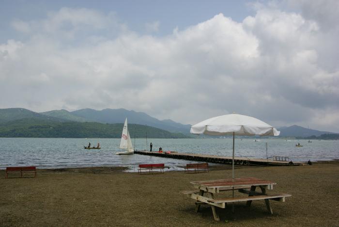 夏色の湖水_e0077521_23494618.jpg