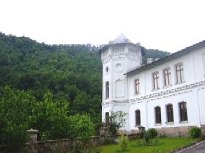 久々の修道院  ~ ティスマナ修道院  Mănăstirea Tismana ~ _c0042797_23125979.jpg
