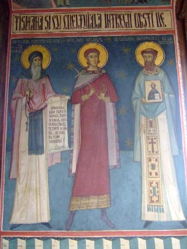 久々の修道院  ~ ティスマナ修道院  Mănăstirea Tismana ~ _c0042797_23372736.jpg