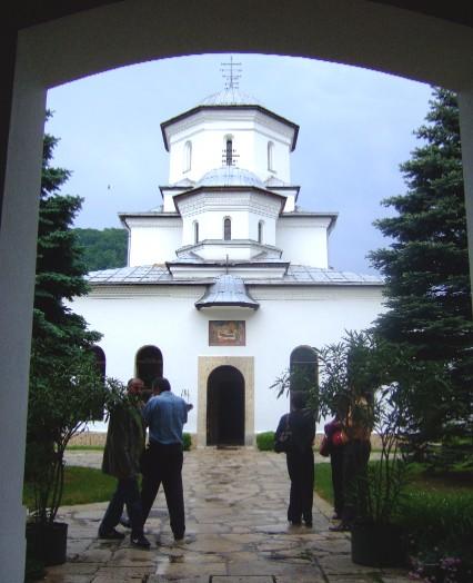 久々の修道院  ~ ティスマナ修道院  Mănăstirea Tismana ~ _c0042797_2351247.jpg