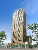 積水ハウス、地上29階建のタワーマンション「グランドメゾン西堀通タワー」の概要を発表 新潟県新潟市_f0061306_42822100.jpg