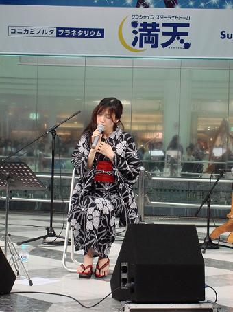 みとせのりこ、アコースティックライブ大成功!!_e0025035_181688.jpg