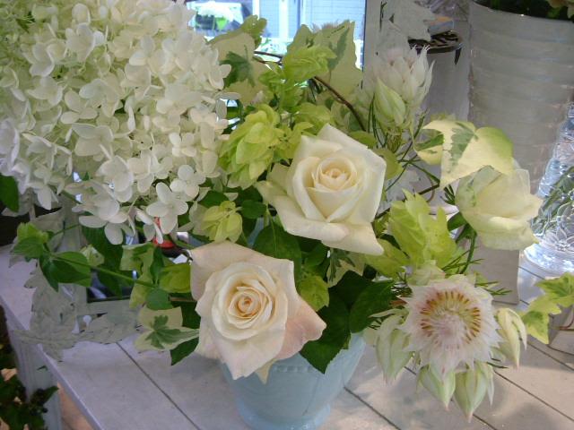 オークリーフ花の教室(小井土さんの作品)_f0049672_12442789.jpg