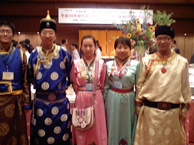 中国高校生訪日団第2陣歓迎レセプション東京で開催_d0027795_181235.jpg