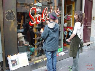 2007年7月12日(木) Soldes!!_f0050806_725696.jpg