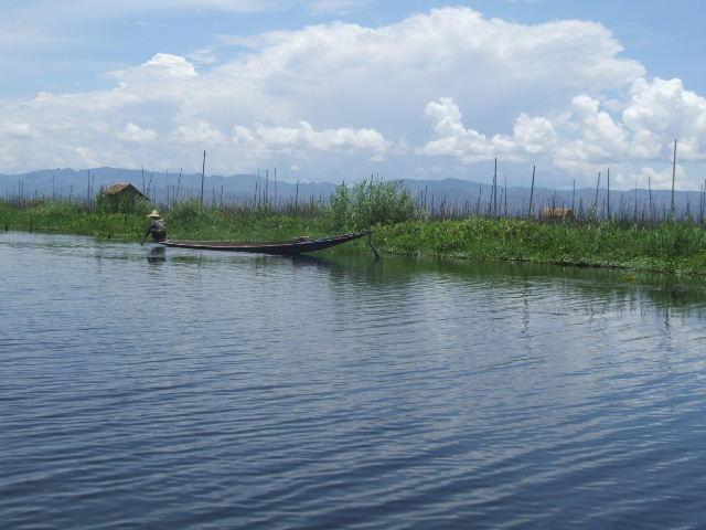 <インレー湖> インレー湖を走る、走る、もっと走る_c0011649_120179.jpg