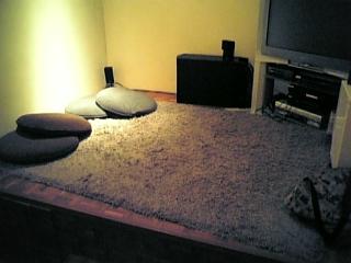 2007年7月13日 こんな部屋_c0068174_512430.jpg