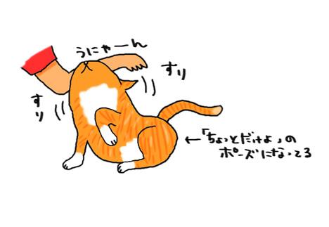 媚びを売る猫_a0093189_8505434.jpg