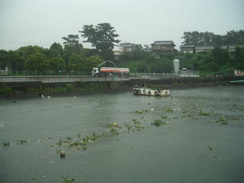 台風接近_f0141310_2313534.jpg