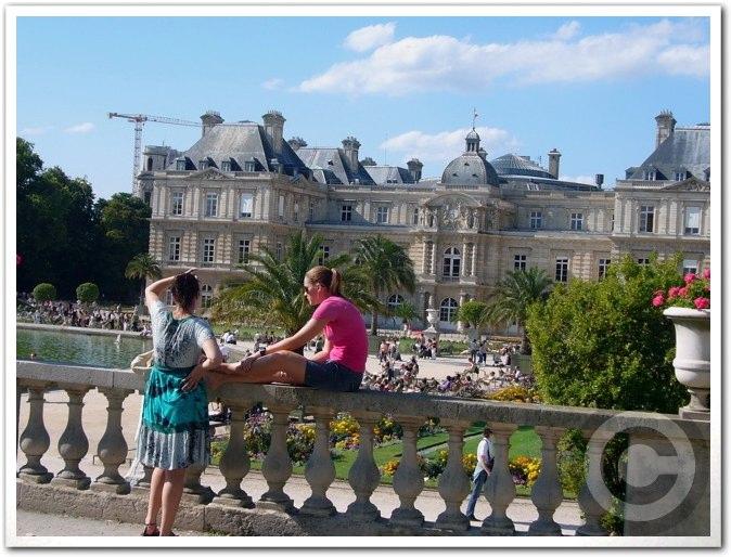 ■夏のリュクサンブルグ公園(パリ)_a0008105_8425171.jpg