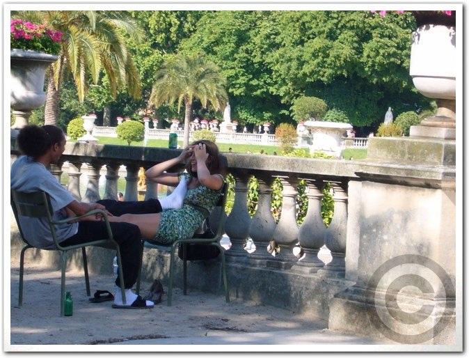■夏のリュクサンブルグ公園(パリ)_a0008105_8434893.jpg