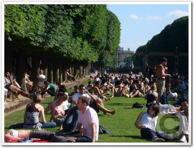 ■夏のリュクサンブルグ公園(パリ)_a0008105_843770.jpg