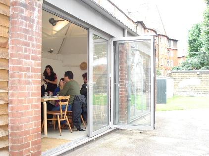 隠れ家的カフェでランチ♪_f0012916_5121126.jpg