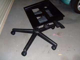 改造レカロ椅子を会社で使用_b0054727_23354345.jpg