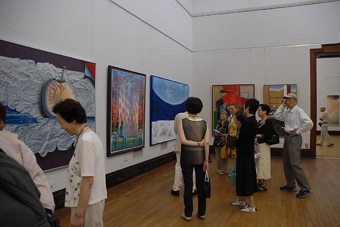 第78回第一美術京都展ご高覧御礼_a0064449_20535534.jpg